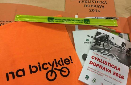 Cyklisticka konferencia 2016